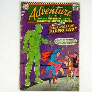 DC Adventure Comics #357 1967 The Ghost of Ferro L